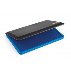 Ink pad for hand stamps - blue