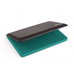 Ink pad for hand stamps - green