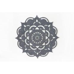 Mandala - Felt drape - Rekami.pl