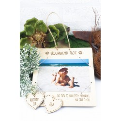 Photo frame for dad