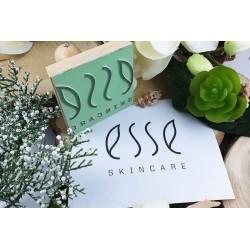 Stempel drewniany kwadratowy - ESSE