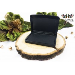 Ink pad for wooden stamp