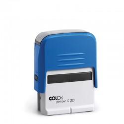 Pieczątka Colop Printer Compact Niebieska
