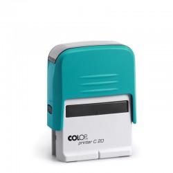 Pieczątka Colop Printer Compact Zielona