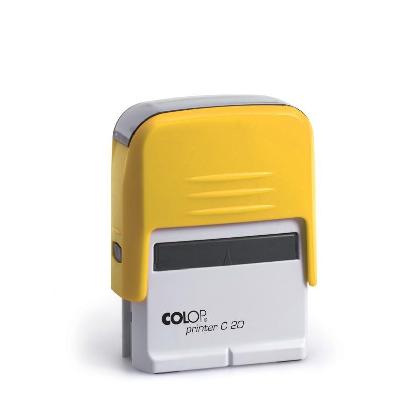 Pieczątka Colop Printer Compact Czerwona