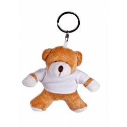Teddy bear - keyring with marking