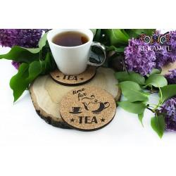 Podkładki pod filiżankę herbaty - Imbryk