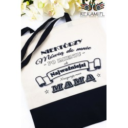 Shopping bag for mom