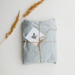 Pakowanie prezentów z pieczątkami Little Nio Ręcznie Zrobione