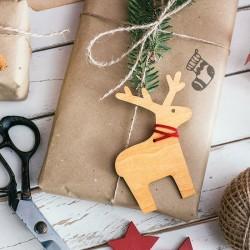 Little Nio stamp - Christmas Sock