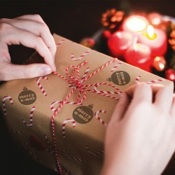 Little Nio stamp Christmas ball