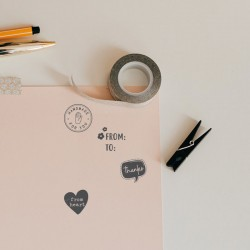 Hand Made Stationery - Little Nio Craft