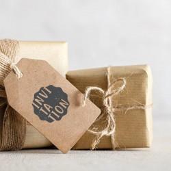 Card, invitation - Little Nio Craft