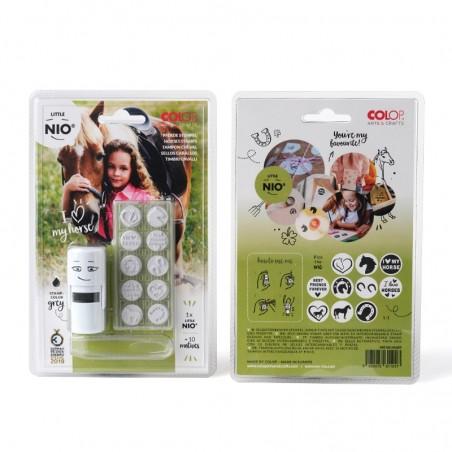 Horses - Little NIO stamp