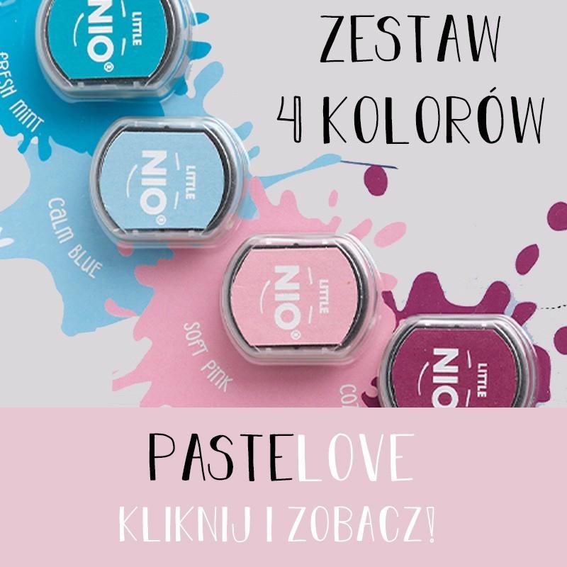 Little NIO ink pad - Pastel colors