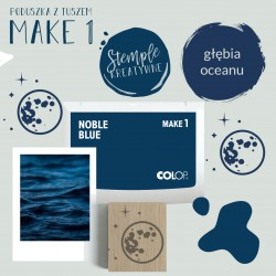 Ink Pad Make 1 - Color Noble Blue