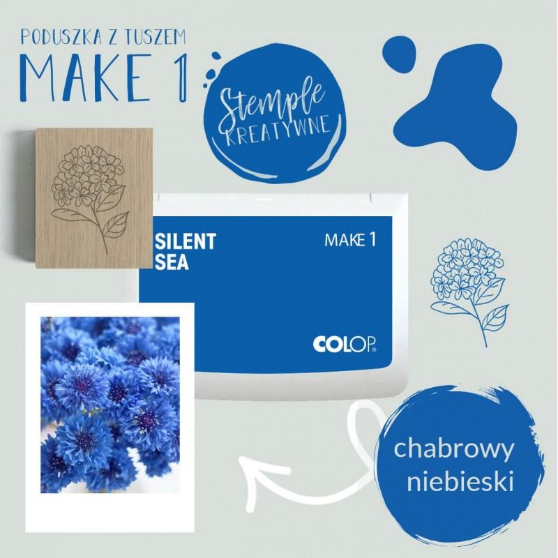 Ink Pad Make 1 - Color Silent Sea