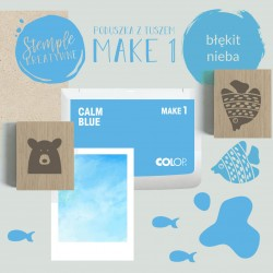 Ink Pad Make 1 - Color Calm Blue