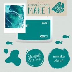 Poduszka tuszująca Make 1 - Kolor Fir Forest