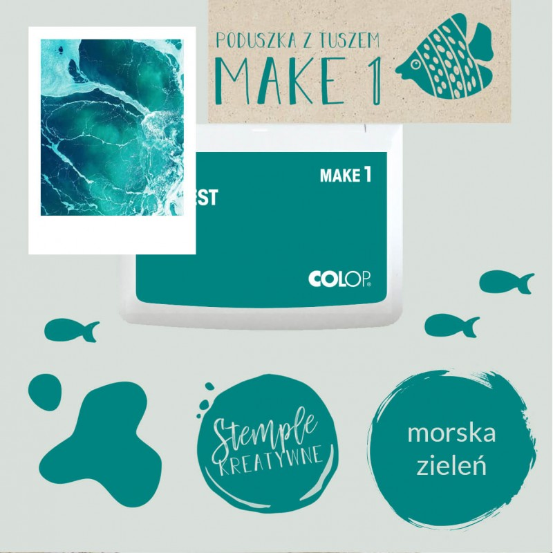 Ink Pad Make 1 - Fir Forest