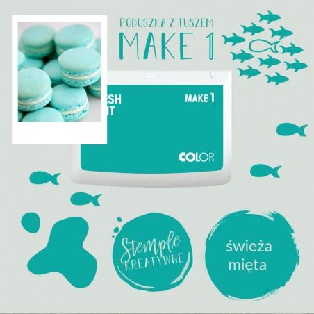 Poduszka tuszująca Make 1 - Kolor Fresh Mint