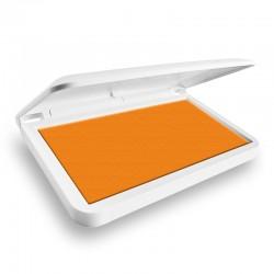 Stamp pad - Shiny Orange