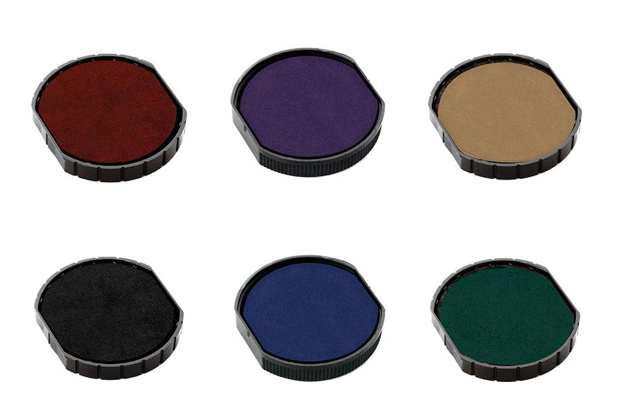 Pad colors for NIO initials