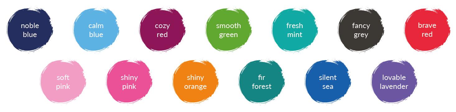 Ink Pads Make 1 - Colors