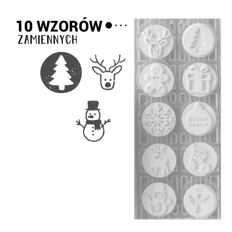 Little Nio Christmas - Templates